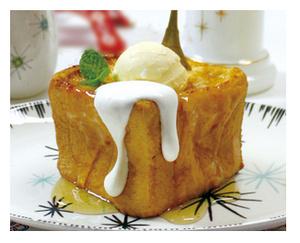 """フレンチトースト専門店「HugCafe」大阪にオープン """"厚み""""のあるメニューも"""