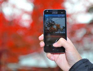 [PR]秋の京都でスマホと一緒に紅葉狩り! あわせて楽天ブロードバンド LTEを試してみた