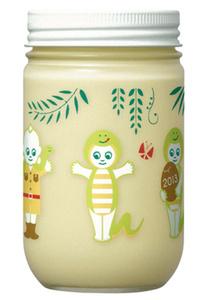 キユーピーの瓶入りマヨネーズに「巳年」デザインが登場 数量限定で発売