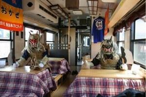 """三陸鉄道「こたつ列車」が12/15に復活 """"こたつにみかん""""を電車で"""