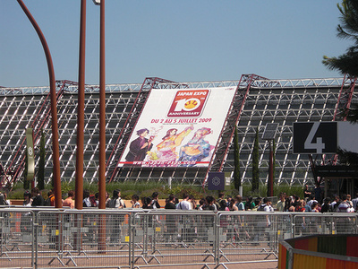 フランスで巻き起こるクール・ジャパン旋風 Japan Expoが開催中!