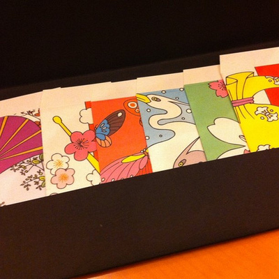 ネットでダウンロードも!折り紙やA4用紙で個性的な「ポチ袋」を作ろう