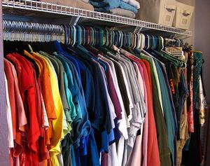 着たい服がすぐ見つかるクローゼットを目指そう 「衣類整理」のコツ