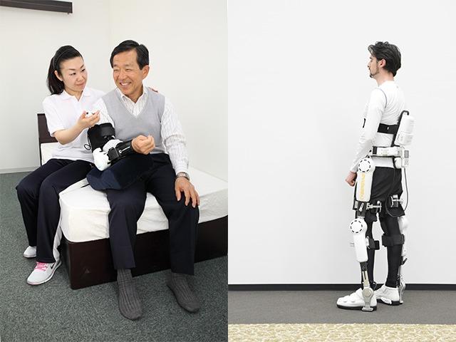 サイボーグ型ロボットスーツ、介護・福祉現場へレンタル販売開始 5/1から