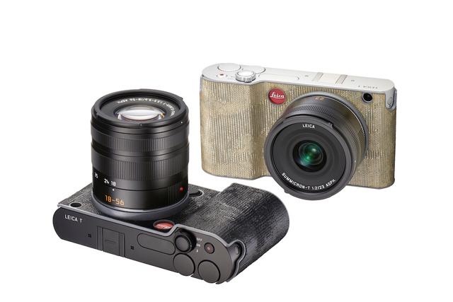 ライカ京都店、老舗の西陣織を使った保護カバー付きカメラセットを限定販売