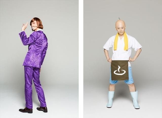 舞台「おそ松さん」イヤミやトト子など4人追加 オリジナル曲を使った劇中ライブもの画像