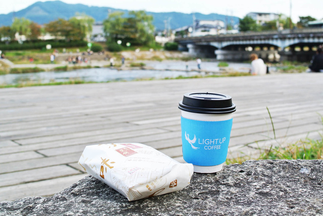 京都に吉祥寺のコーヒー店「LIGHT UP COFFEE」が10/22オープン 豆本来の味わいにこだわって自家焙煎
