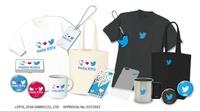世界初のTwitterオリジナルグッズ、セブン‐イレブンで販売 マグカップやトートバッグなど