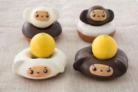「チェブラーシカ」のかわいいドーナツがフロレスタに 11/1から全4種を順次販売