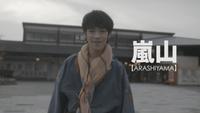 """声優・小野賢章さんと京都で""""妄想デート"""" 嵐山の穴場を巡る2本立て動画"""