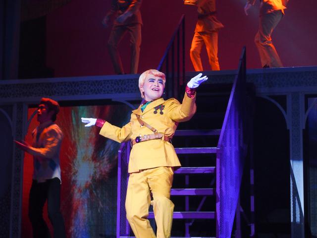 舞台「パタリロ!」が描く、めくるめく耽美の世界 バンコランとマライヒの恋愛も「ふんだんに盛り込む」