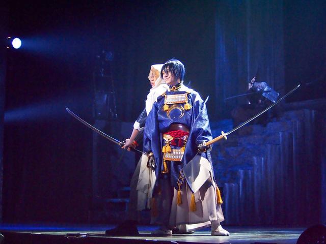 初演を経たからこそできる斬新なアプローチ 舞台『刀剣乱舞』再演で描く、刀と人の物語