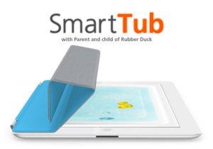 """あの""""お風呂のフタ""""とセット?iPad上でお風呂を再現するアプリ「SmartTub」"""