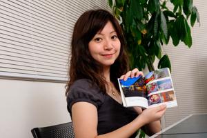 [PR]メレ子さんがフォトブック作りに挑戦! 奈良県ガイドブックを作ってみた
