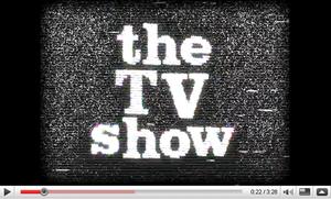 現実とテレビが交錯する?構成がすごい自主制作アニメ『the TV show』