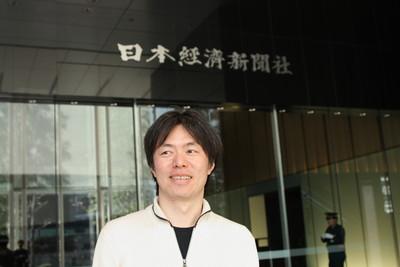 [PR]はてな近藤淳也が日本経済新聞社に潜入! 話題の日本経済新聞 電子版について体験してみた